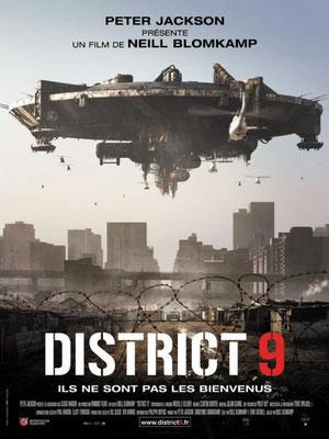 District 9 (2009/de Neill Blomkamp)
