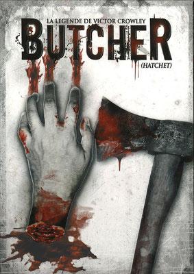 Butcher - La Légende De Victor Crowley (2005/de Adam Green)