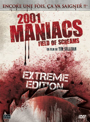 2001 Maniacs - Field Of Screams (2010/de Tim Sullivan)
