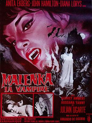 Malenka La Vampire (1969/d'Amando de Ossorio)