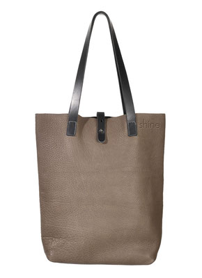 Shopper Sylvi in Taupe