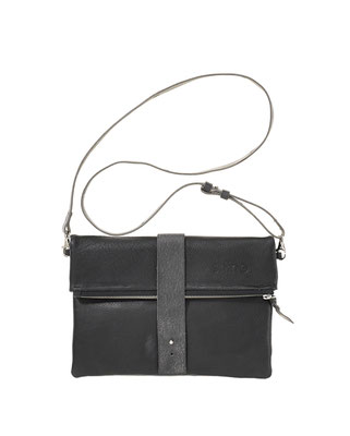 Clutch Georgina in schwarz