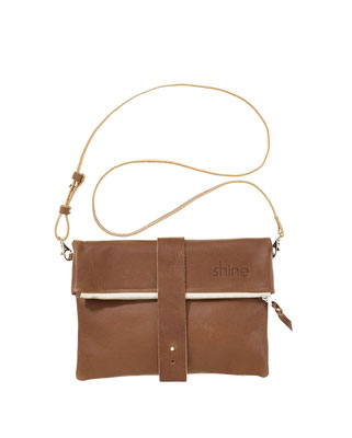 Clutch Georgina in Palisander
