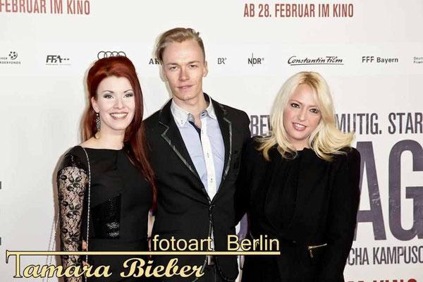 Filmpremiere Natascha Kampusch - Vico Mulsow und Friends