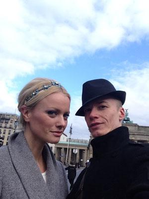 Vico und Franziska Knuppe