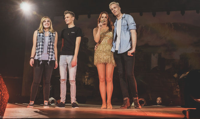 Andrea Berg & Vico Mulsow Seelenbeben Tour 2017
