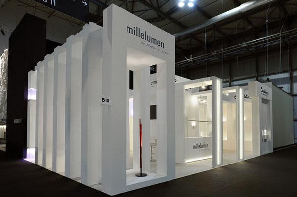 Salone del Mobile - Euroluce - Milano - bodega allestimenti srl