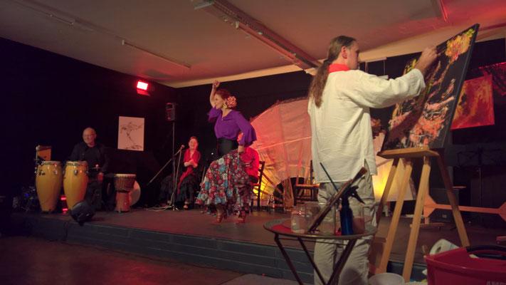 Flamenco & Kunst