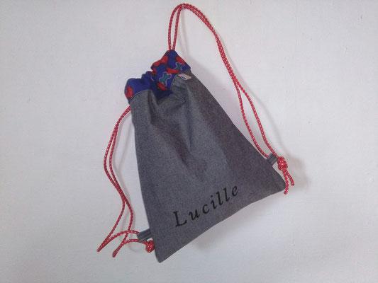 LUCILLE Jeansstoff, Baumwolle, Segeltau