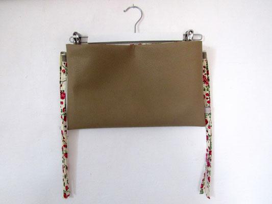 TILDA Kunstleder/Baumwolle, passend zum Kinderwagen Rucksack AMANDA