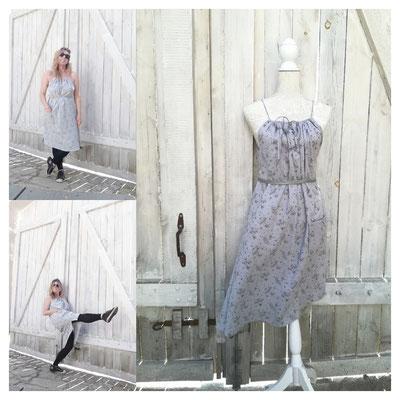 Kleid OMBRELLONE, Musselin