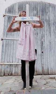 Kleid SOMMERWIESE Musselin