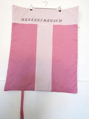 HERZENSMENSCH Baumwolle, Fleece