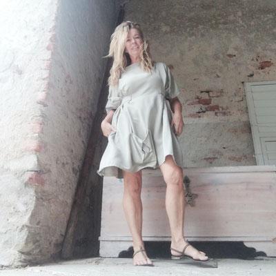 Kleid ROMANDREAM, Viskose