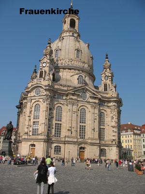 Dresden- Frauenkirche