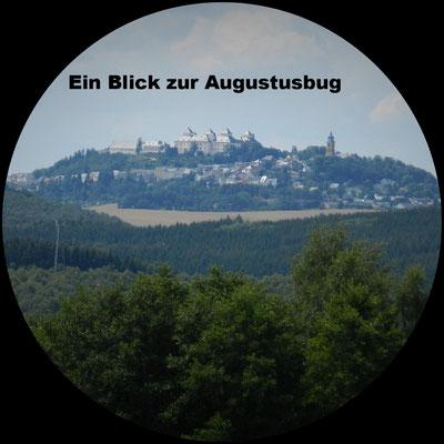 Über Berg und Tal zur Augustusburg