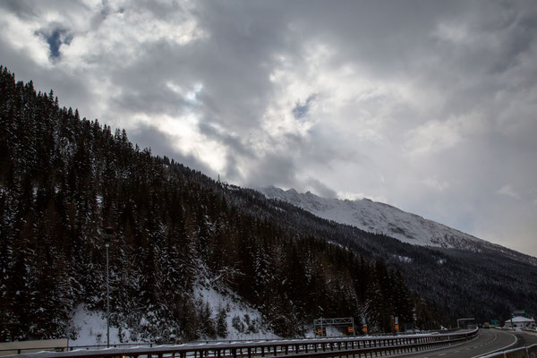 Die Brennerautobahn