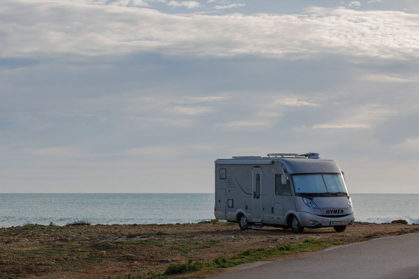 Am Strand von Calbernardo