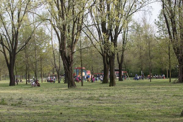 Sonntagnachmittag im Park