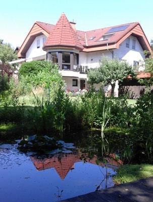Haus & Gartenteich