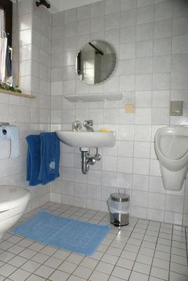 Ihr optional zweites WC