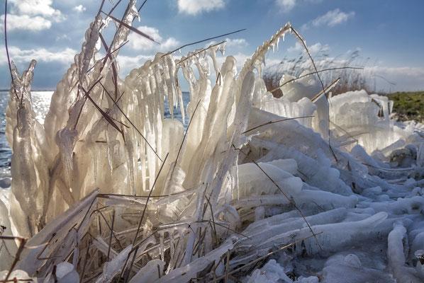 Ice formations, Alkmaardermeer