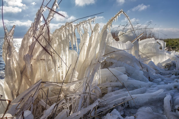 Ice formations, Alkmaardermeer