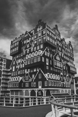 Inntel hotel, Zaandam, the Netherlands
