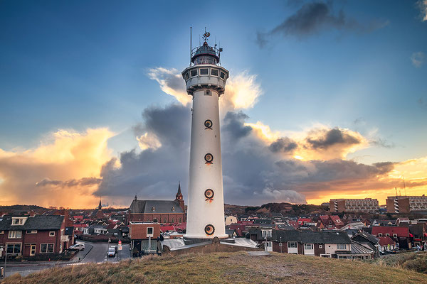 van Speijk lighthouse, Egmond aan zee