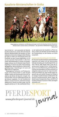 RossFoto Dana Krimmling, Pferdesportjournal 2013