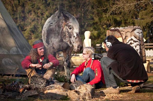 RossFoto Dana Krimmling Pferdefotografie Fotografien vom Wanderreiten