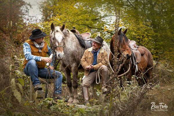 Fischerhof Wanderreiten, © RossFoto Dana Krimmling