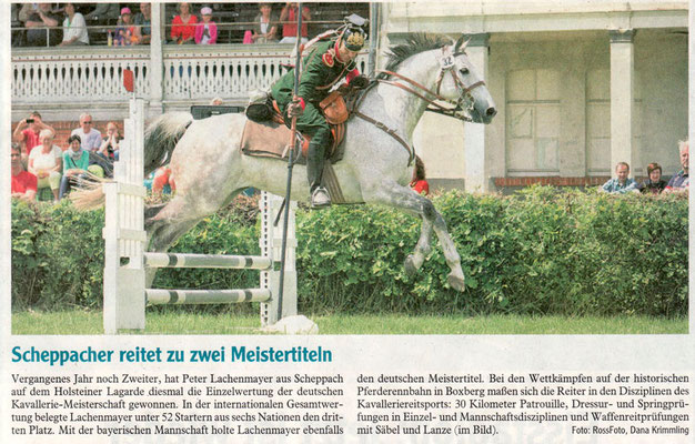 RossFoto Dana Krimmling, Günzburger Zeitung