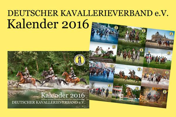 Kalender Deutscher Kavallerieverband 2016, RossFoto Dana Krimmling