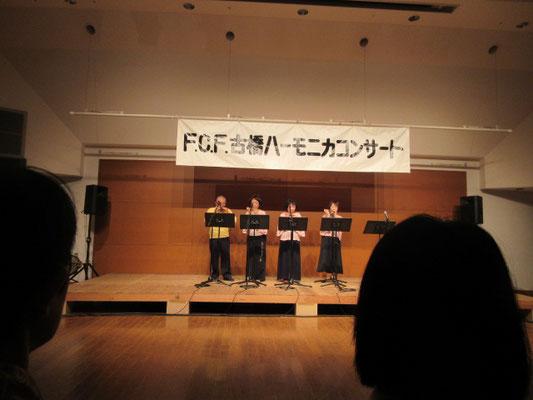 会場の浜松音楽工房ホールは楽器博物館と同じビルの中にあります。