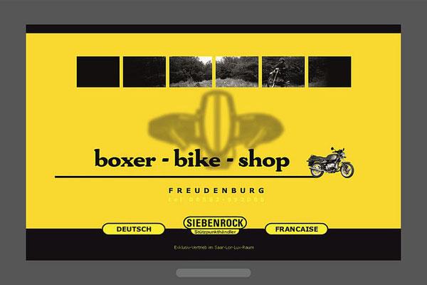 BoxerBikeShop, Freudenburg
