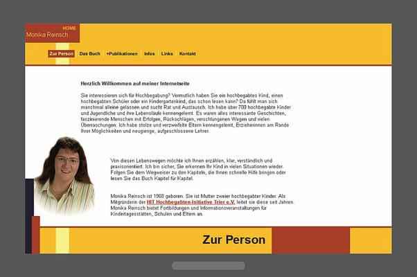 Monika Reinsch Autorin, Trier