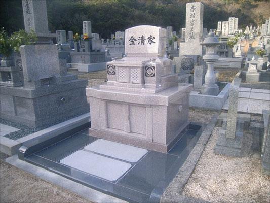 K様 墓石工事-2