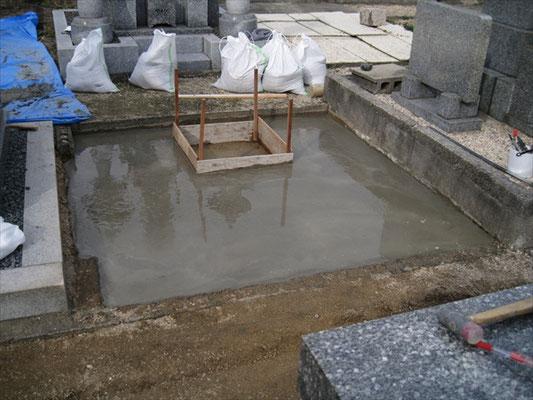 K様 墓石工事-4