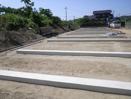 F様太陽光発電所工事-3