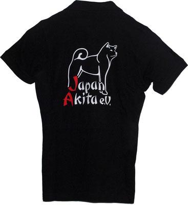 Damen- oder Herren-Polo-Shirt, schwarz oder weiß, alle Größen; 36,-€