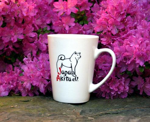 Tasse mit JA-Logo-Aufdruck; 9,-€