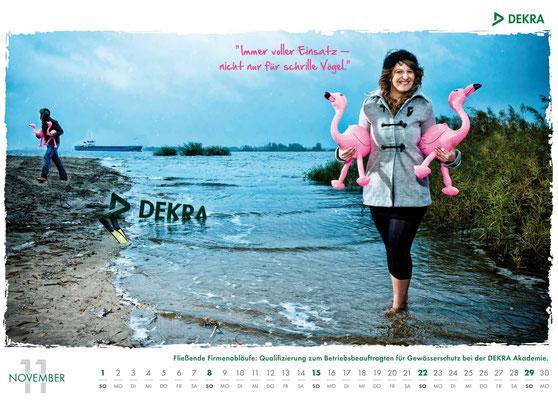DEKRA Akademie Kalender 2015 - November