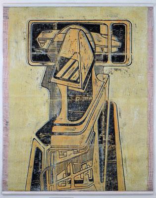 Der Beobachter IV - 2017 - 170 x 130 cm