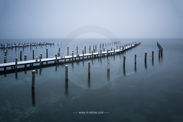 pier I - attersee - picture ID  205524 ART