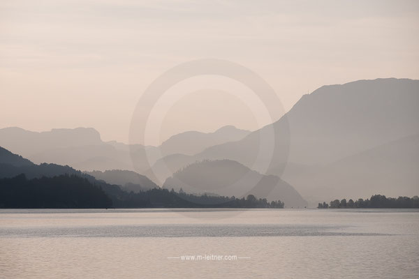 morgens am see - wolfgangsee - picture ID  208887