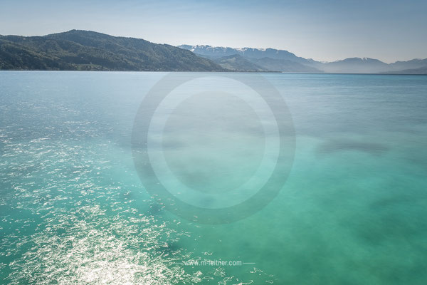 """""""spring at the lake"""" - attersee - size L - picture ID 206118"""