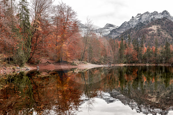 """""""calm lakeside"""" - oedsee almtal - size XXL - picture ID 229554"""