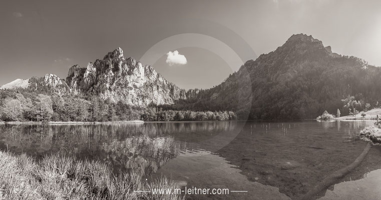 """""""laudachsee"""" - salzkammergut - size XL - picture ID 225965"""