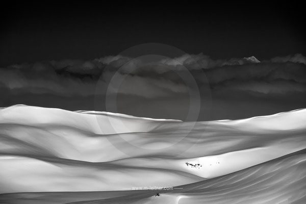 """""""snow structures III"""" - ART edition - size M - picture ID 4016485"""